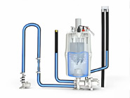 CompacLine CDS - Elektrodový parní zvlhčovač pro vlhčení do VZT potrubí nebo prostoru parní lázně č. 13
