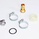 Hygromatik CompactLine Kit - Spony, napojení pro přívod vody, č. 06