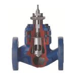 Hygromatik DDS - Tlakový parní zvlhčovací systém - regulační ventil Spirax Sarco