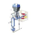 Hygromatik DDS - Tlakový parní zvlhčovací systém - možnosti instalace