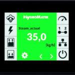 Hygromatik FlexLine Electrodes FLE 04 – 130 – Elektrodový parní zvlhčovač č. 7