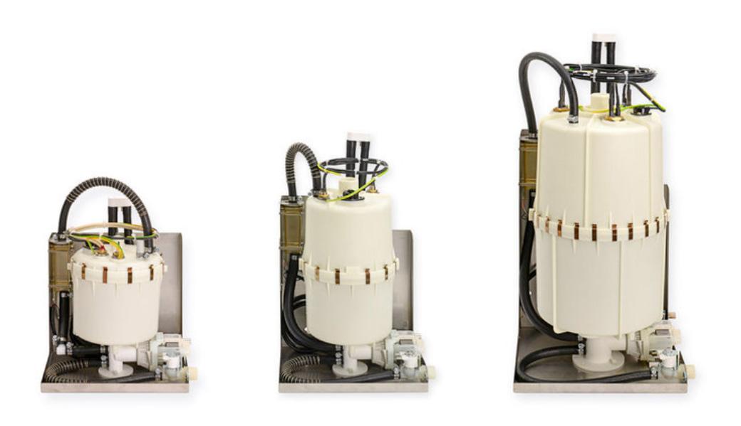 Hygromatik HeaterSteam KIT H 02 - 15
