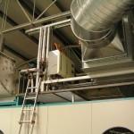 Instalace zvlhčovacího zařízení a zvlhčovačů č. 1