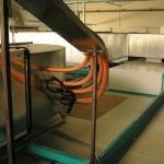 Instalace zvlhčovacího zařízení a zvlhčovačů č. 2