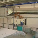 Instalace zvlhčovacího zařízení a zvlhčovačů č. 5
