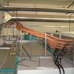 Instalace zvlhčovacího zařízení a zvlhčovačů č. 6