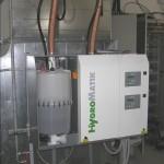 Instalace zvlhčovacího zařízení a zvlhčovačů č. 8