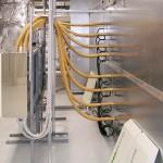 Instalace zvlhčovacího zařízení a zvlhčovačů č. 12