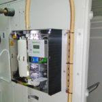 Instalace zvlhčovacího zařízení a zvlhčovačů č. 18